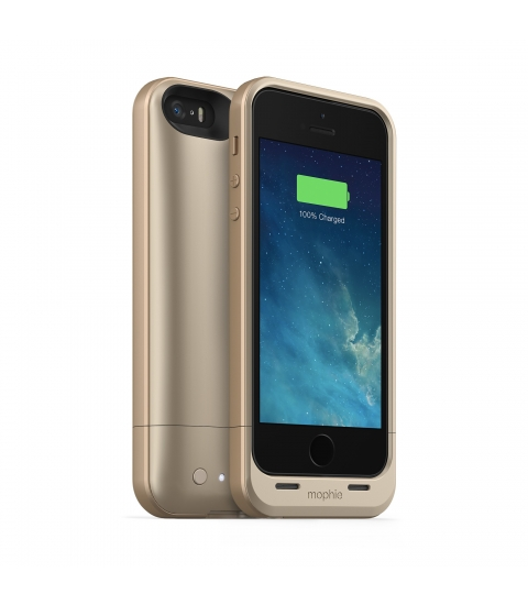 "Mophie Juice Pack Air 4"" Hoes Goud"