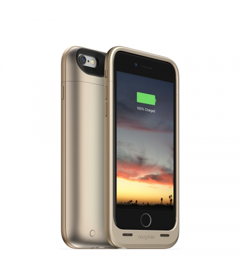 "Mophie juice pack air 4.7"" Hoes Goud"