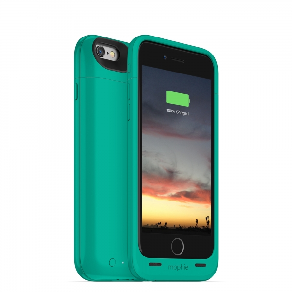"Mophie juice pack air 4.7"" Hoes Groen"