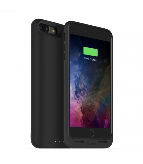 "Mophie Juice Pack Air 5.5"" Hoes Zwart"