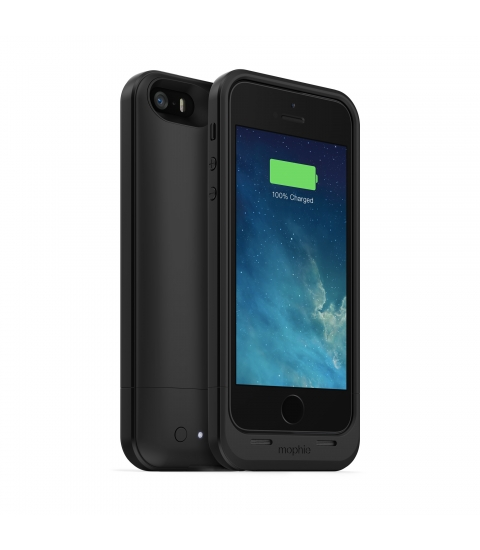 "Mophie Juice Pack Air 4"" Hoes Zwart"
