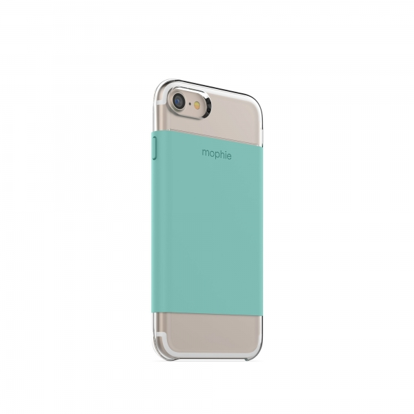 """Mophie Base Case 4.7"""" Hoes Turkoois"""