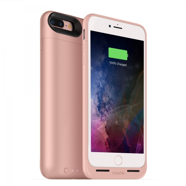 "Mophie Juice Pack Air 5.5"" Hoes Roze goud"