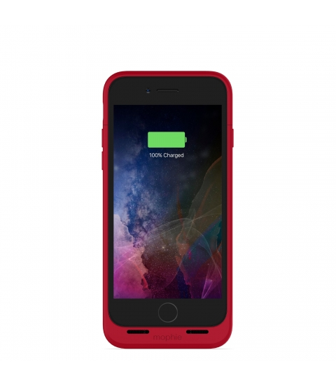 "Mophie Juice pack air 4.7"" Omhulsel Rood"