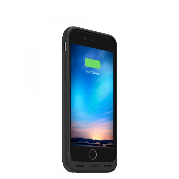 "Mophie Juice pack reserve 4.7"" Hoes Zwart"