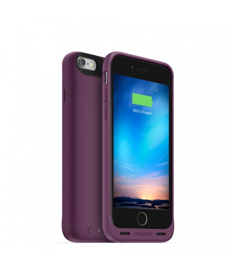 "Mophie juice pack reserve 4.7"" Hoes Paars"