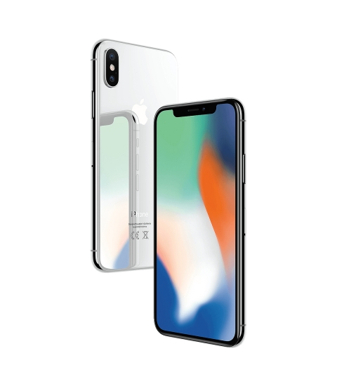 iPhone X 256 GB Silver