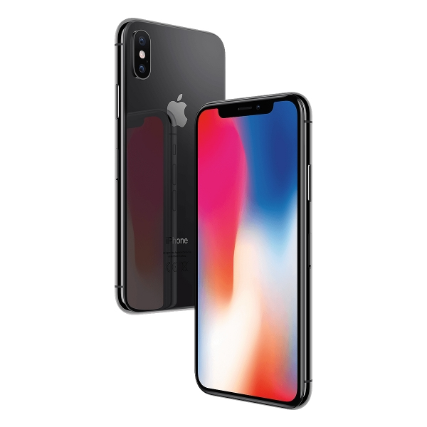 iPhone X 256 GB Spacegrey