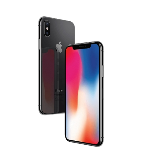 iPhone X 64 GB Spacegrey