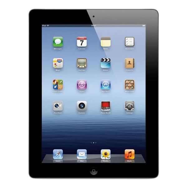 iPad 4 Zwart 64GB WiFi en 4G