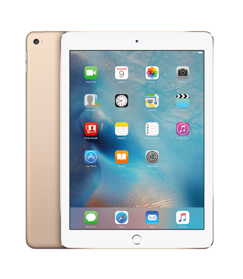 iPad 2017 Goud 32GB Wifi + 4G