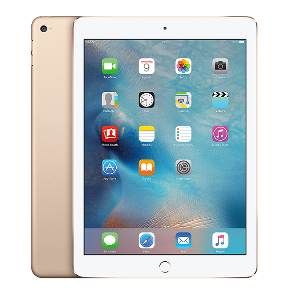 iPad 2017 Goud 32GB Wifi only
