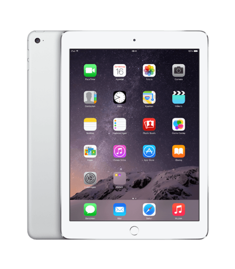iPad Air 2 Zilver 32GB WIFI only