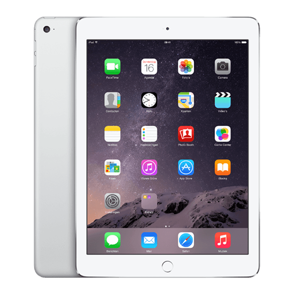 iPad Air 2 Wit 16GB Wifi only