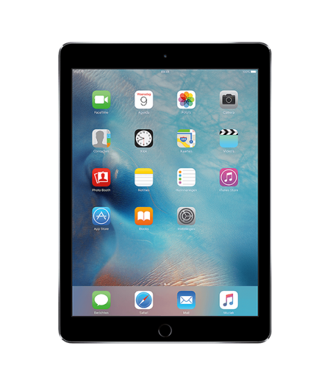 iPad Air 2 Zwart 128GB Wifi Only