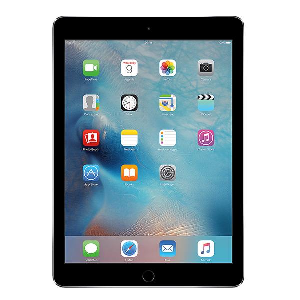 iPad Air 2 Zwart 128GB Wifi Only