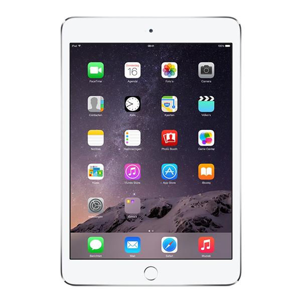 iPad Mini 2 WiFi Zilver 16GB