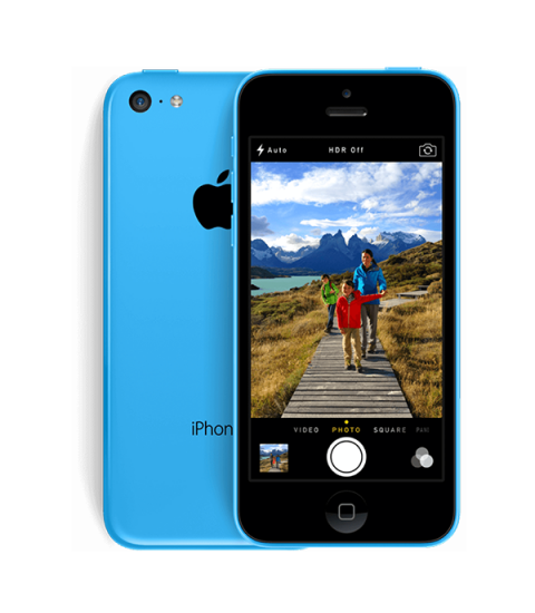 iPhone 5C Blauw 32GB