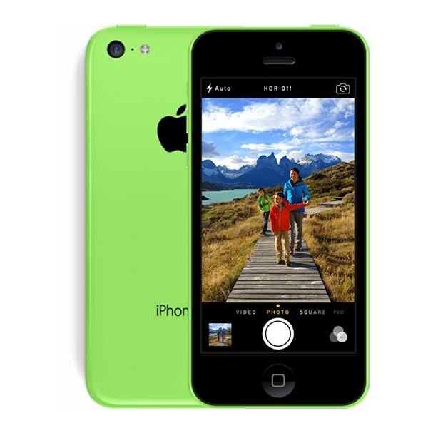 iPhone 5C Groen 16GB