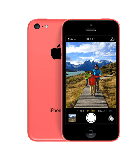 iPhone 5C Roze 16GB