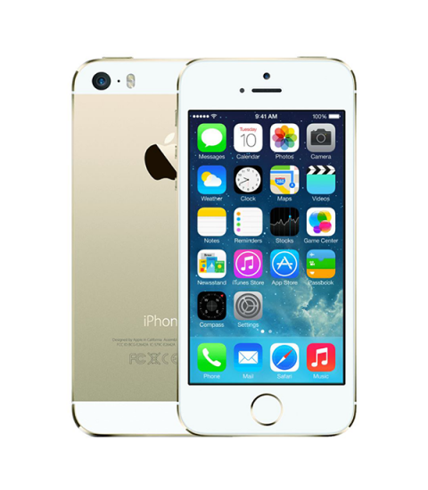 iPhone 5S Goud 32GB