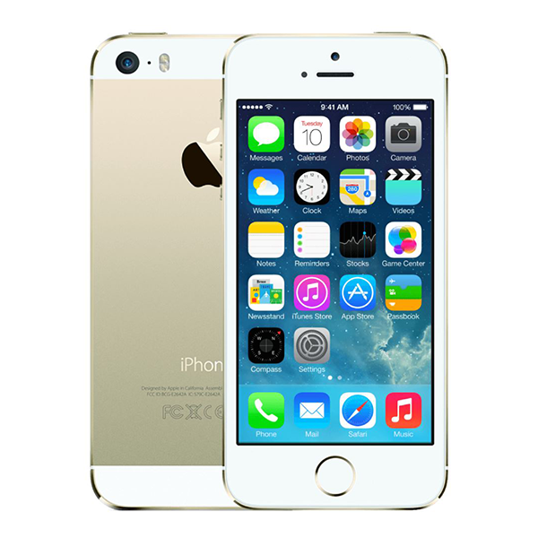 iPhone 5S Goud 16GB