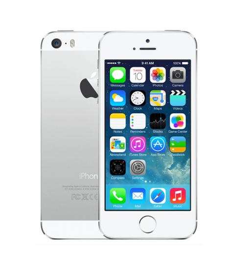 iPhone 5S Zilver 64GB