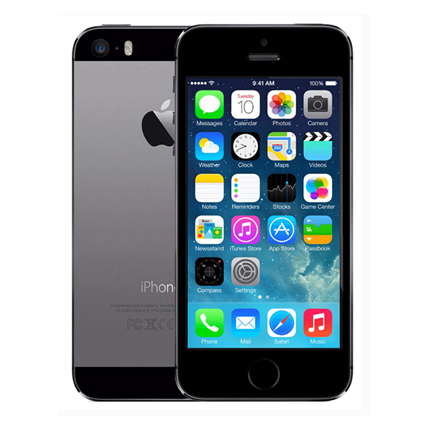 iPhone 5S Zwart 16GB