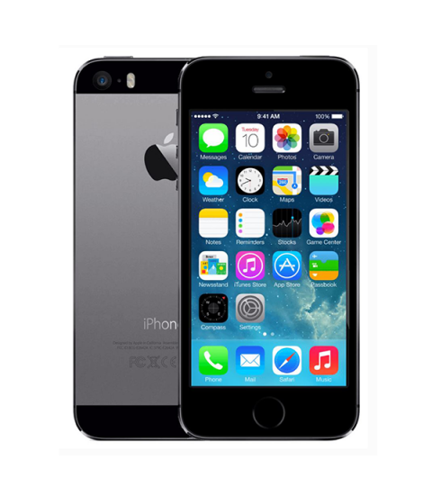 iPhone 5S Zwart 64GB