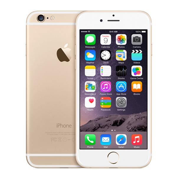 iPhone 6 Goud 128GB