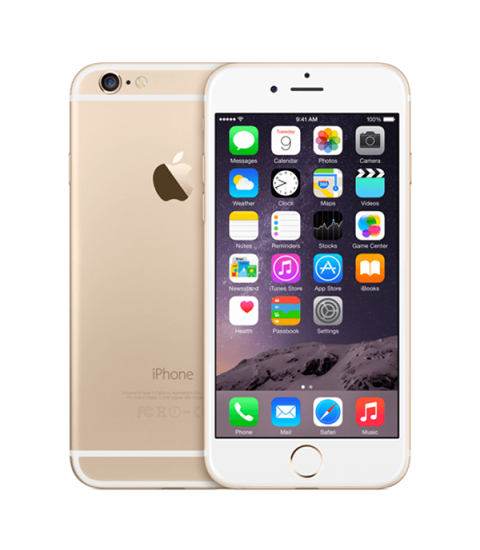 iPhone 6 Plus Goud 64GB