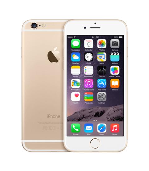 iPhone 6 Plus Goud 64GB