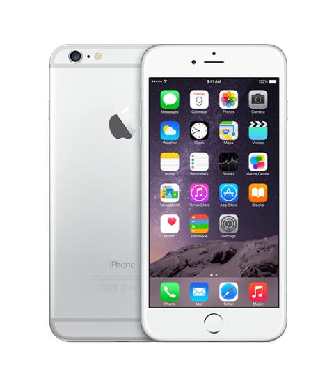 iPhone 6 Plus Zilver 16GB