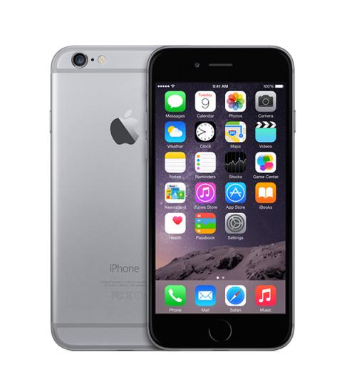 iPhone 6 Plus Zwart 128GB