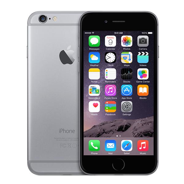iPhone 6 Plus Zwart 16GB
