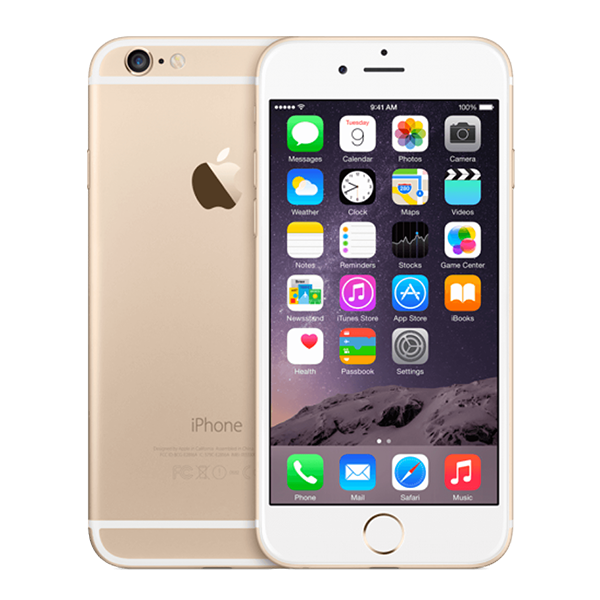 iPhone 6s Goud 64GB
