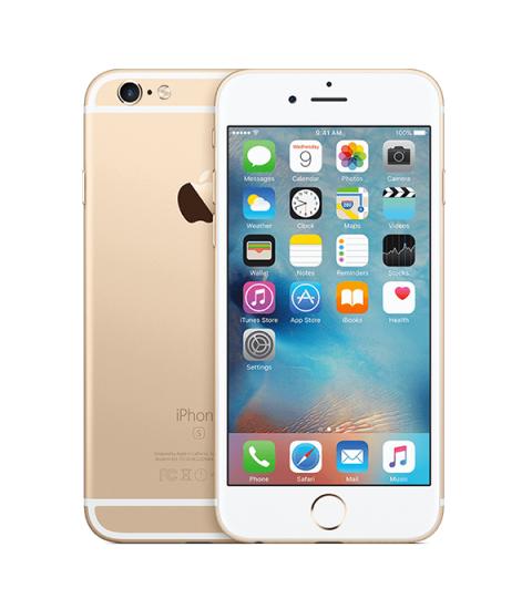 iPhone 6s Plus Goud 128GB