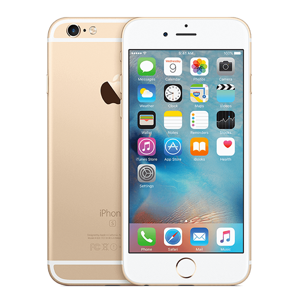 iPhone 6s Plus Goud 128GB