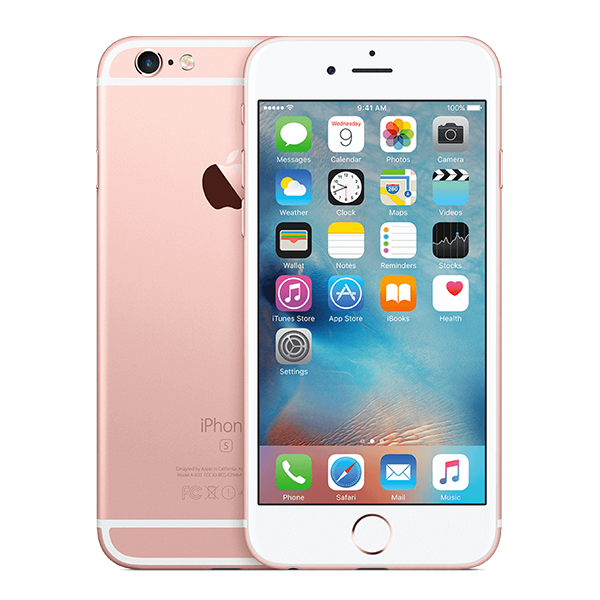 iPhone 6s Plus Roségoud 64GB