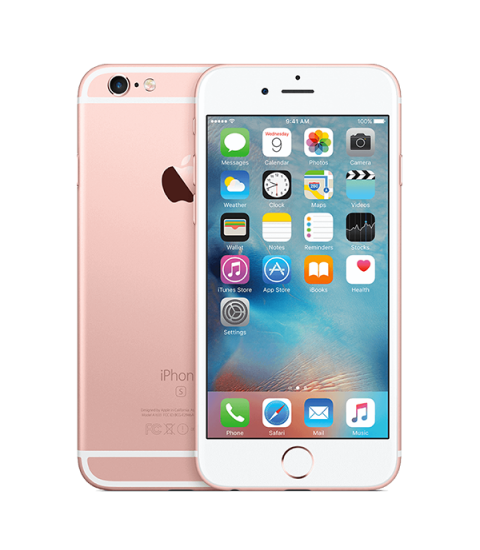 iPhone 6s Roségoud 16GB