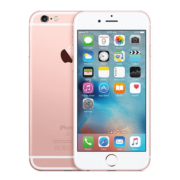 iPhone 6s Roségoud 128GB
