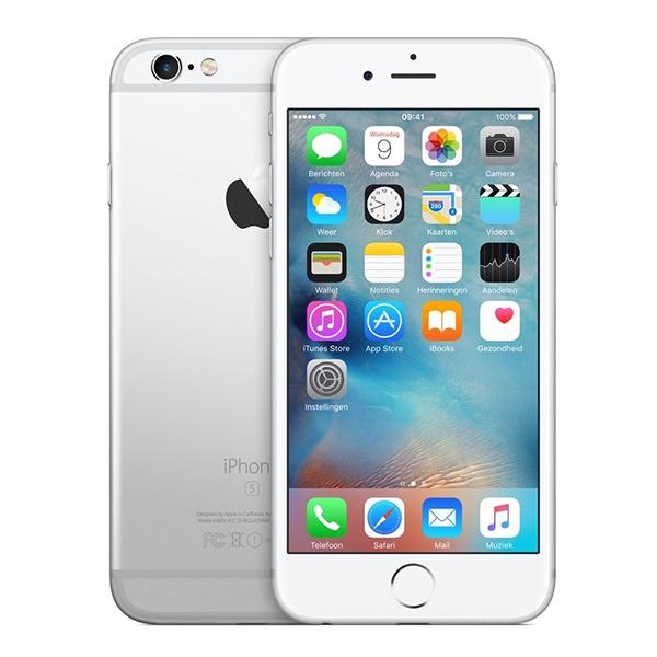 iPhone 6s Zilver 128GB
