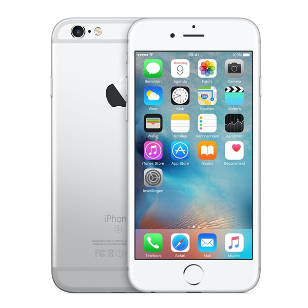 iPhone 6s Zilver 16GB