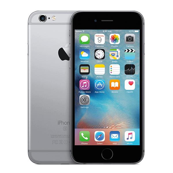 iPhone 6s Zwart 128GB
