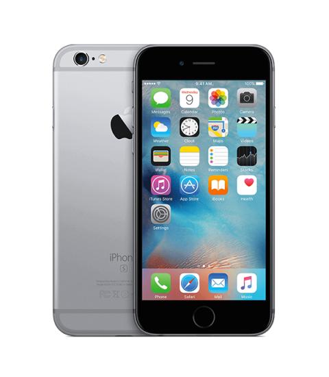 iPhone 6s Plus Zwart 128GB