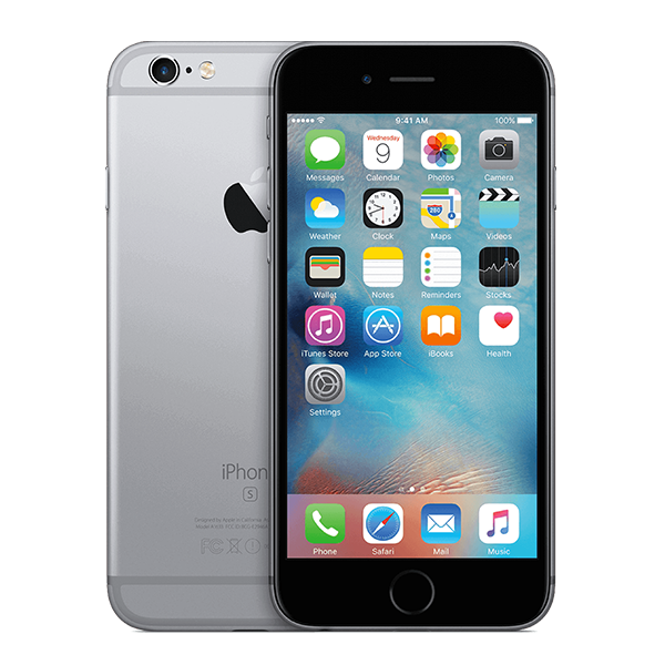 iPhone 6s Plus Zwart 128GB