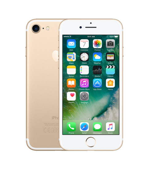 iPhone 7 Goud 128GB