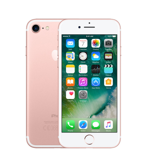 iPhone 7 Roségoud 256GB