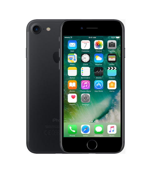 iPhone 7 Zwart 256GB