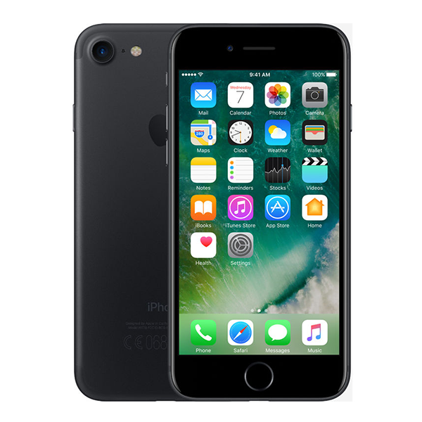 iPhone 7 Zwart 128GB